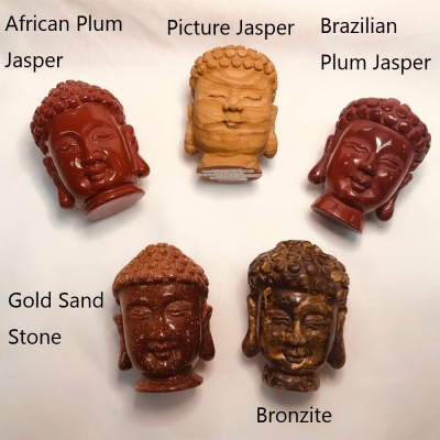 Buddha Head (Assorted)